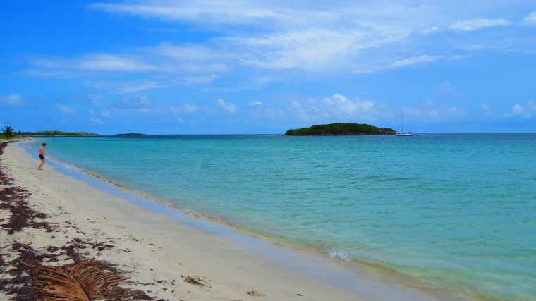 Pristine Beaches of Vieques