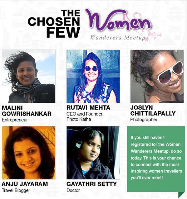 Women Wanders
