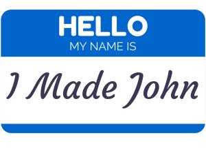 I Made John (2)