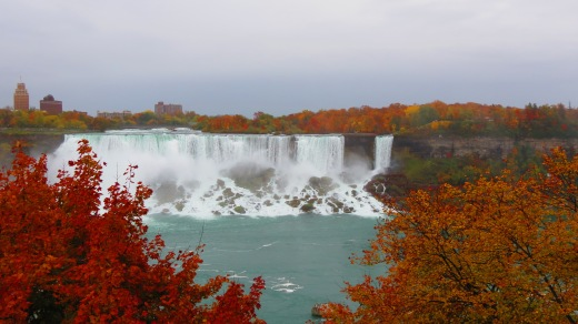 Niagara with Autumn Colors