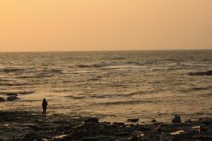 Beach @ Mumbai