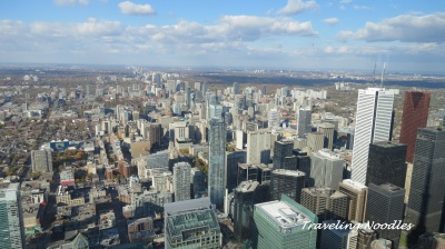 The City of Toronto