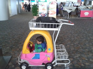 Kid Friendly Airports