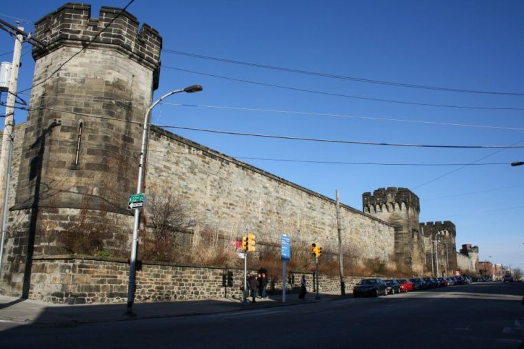Eastern State Penitentiary  and its chilling past