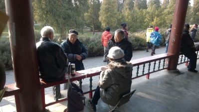 The Young Old peeps of China