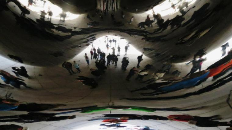 The Bean from a different point of view