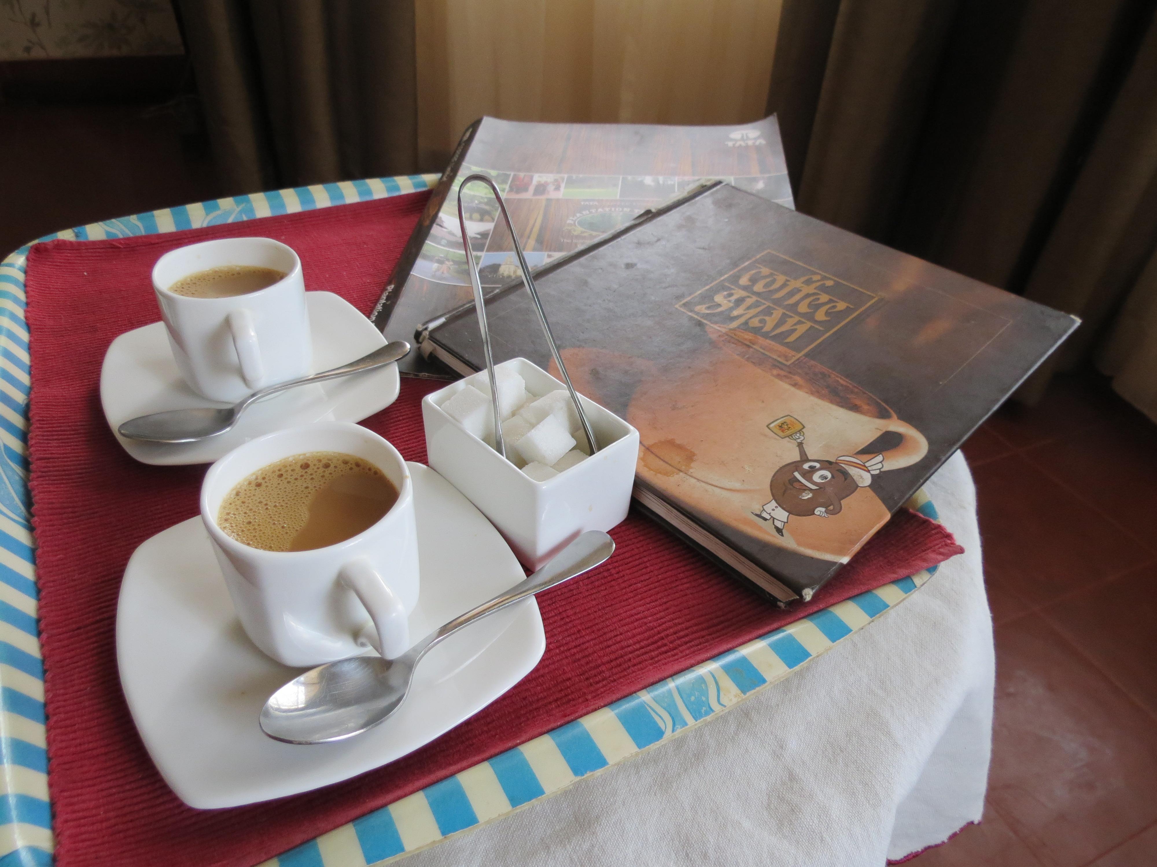 A Liquid For Drinking Especially Tea Coffee