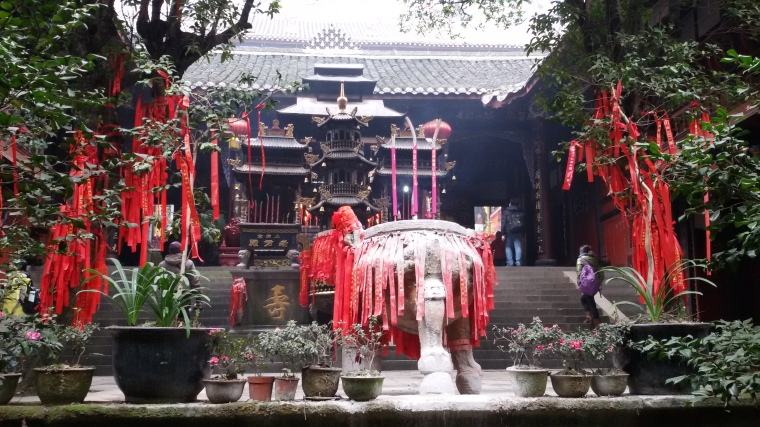 The roots of Taoism in Chengdu