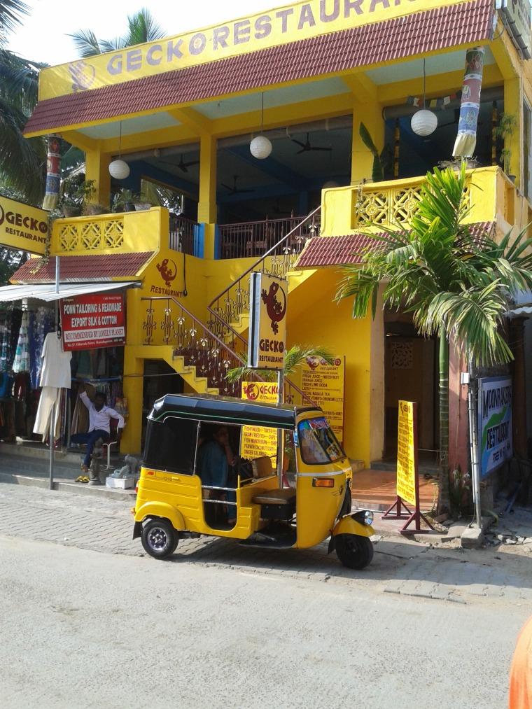 Modern Day Mamalapuram