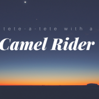 What Will You Talk About To A Camel Rider In Rajasthan