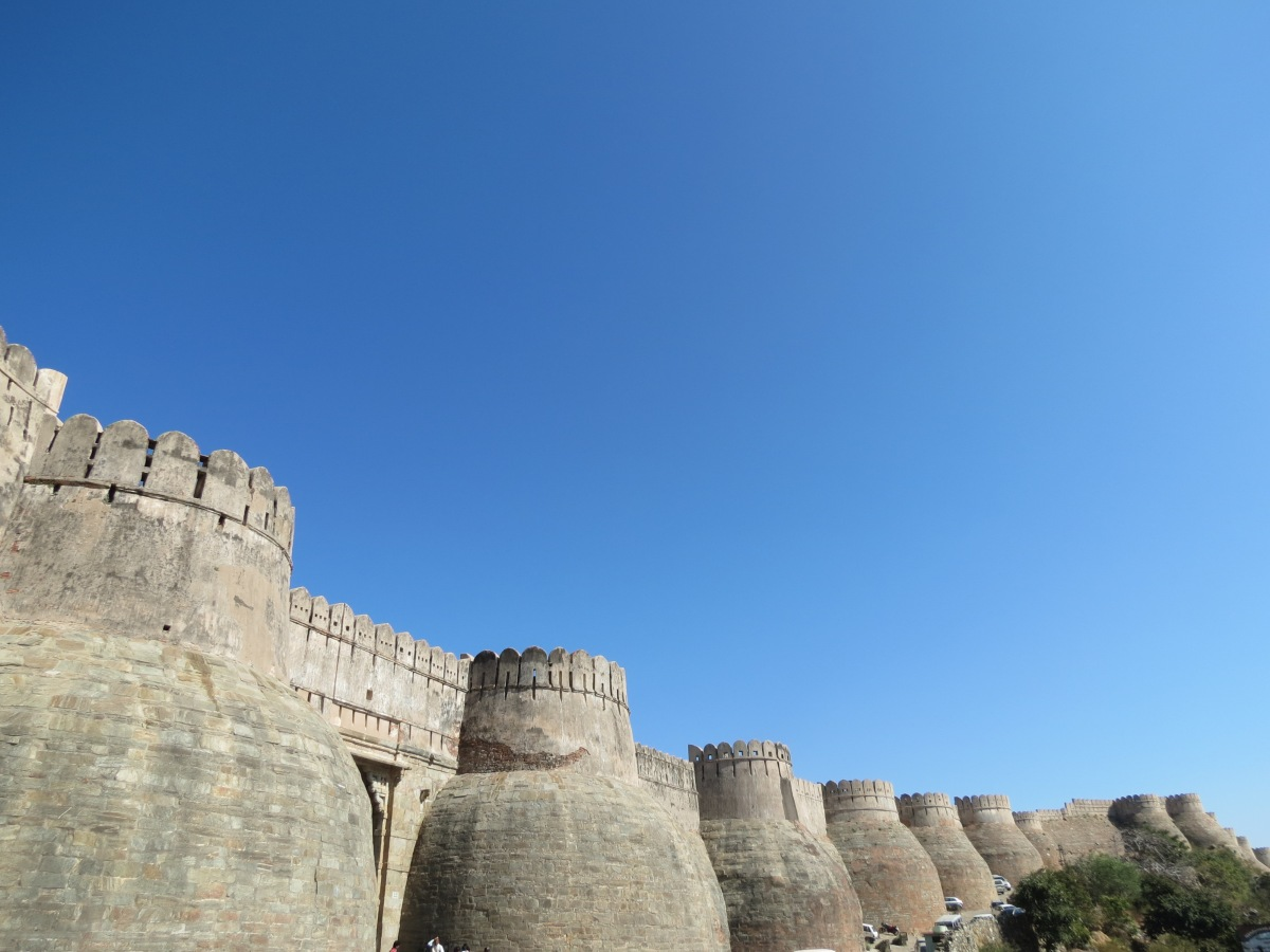 Bahubali Reminds Of Kumbhalghar Fort