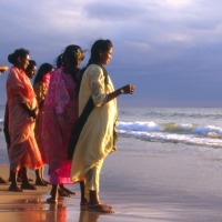 Why I Followed Three Young Girls Last New Year In Goa